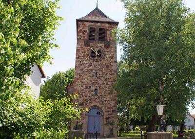 Kirche Niestetal Sandershausen
